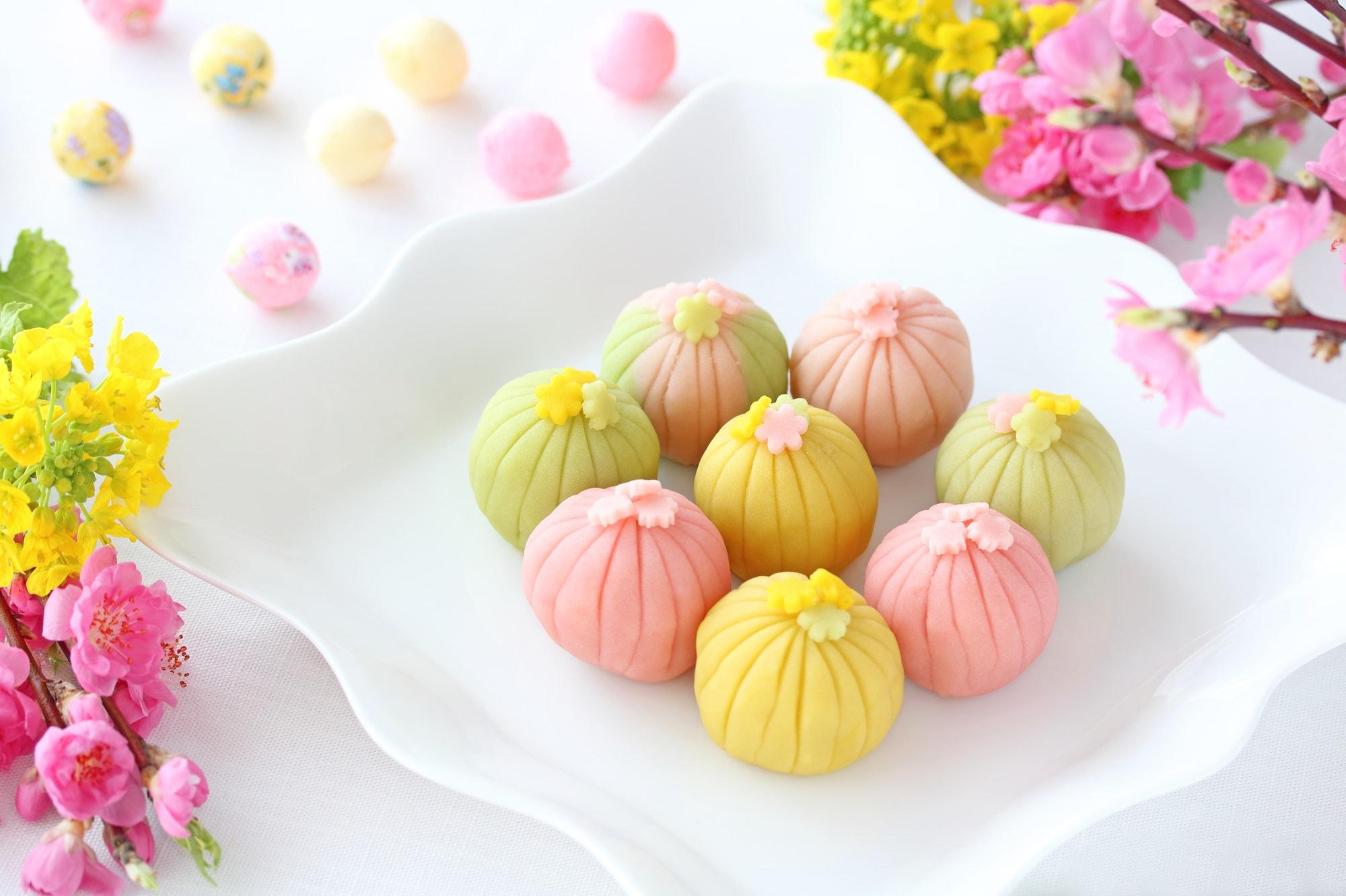 和菓子職人のイメージ