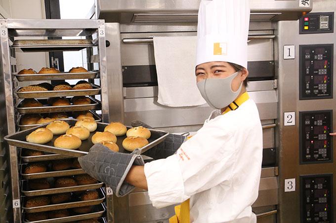 パンの街・神戸でパン職人を目指しませんか?