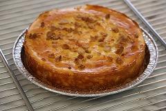 ベイクドチーズケーキ8